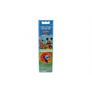 Kids brossette Stage Power (EB 10 - 2), 2 Pièces, Oral-B